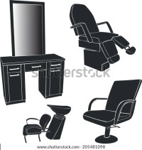 Salon Chair Stock Images, Royalty-Free Images & Vectors ...