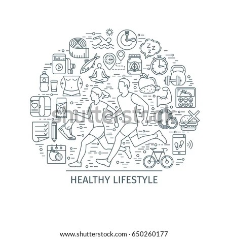 Lifestyle Icons Stock Images, Royalty-Free Images