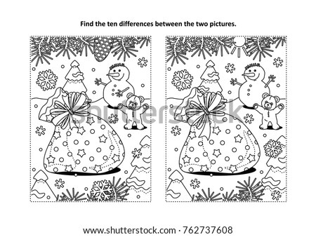 Spot The Difference Stock Images, Royalty-Free Images