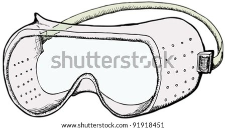 Safety Goggles Stock Images, Royalty-Free Images & Vectors
