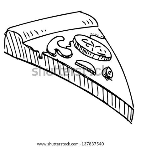 Space Cruiser Retro Clipart Illustration Stock Vector