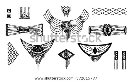 Black And White Border Stock Images, Royalty-Free Images