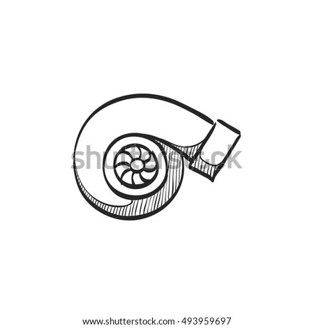 Turbocharger Stock Photos, Royalty-Free Images & Vectors