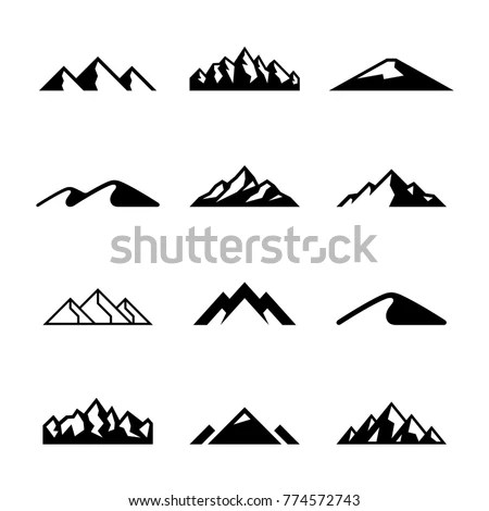 Snow Peaks Stock Images, Royalty-Free Images & Vectors
