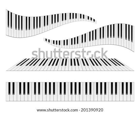 Piano Keyboard Stock Images, Royalty-Free Images & Vectors