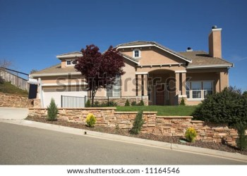 suburban california town hall building northern shot shutterstock