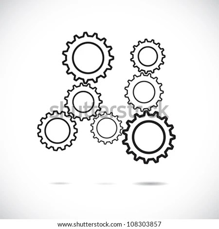 Tooth Gear Stock Images, Royalty-Free Images & Vectors