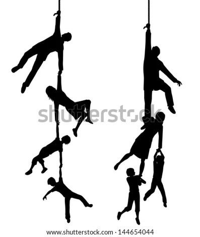 Hanging People Rope Stock Images, Royalty-Free Images