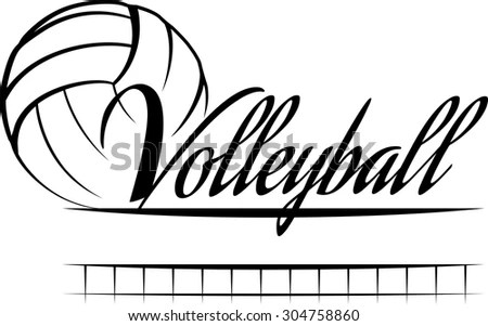 Volleyball Stock Photos, Royalty-Free Images & Vectors