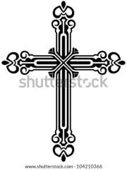 religious cross design collection
