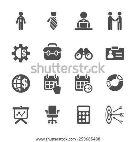Schedule Appointment Icon Stock Images, Royalty-Free