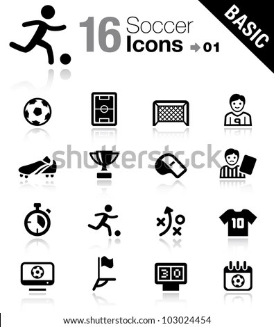 Football Symbols Stock Images, Royalty-Free Images