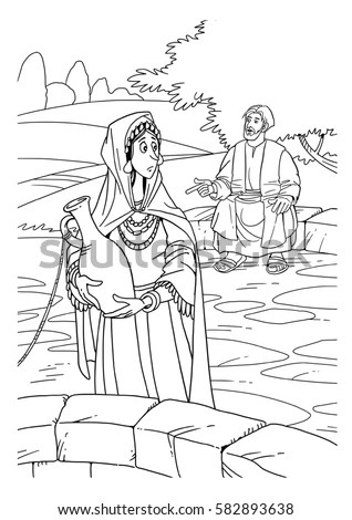 Bible Story Stock Images, Royalty-Free Images & Vectors