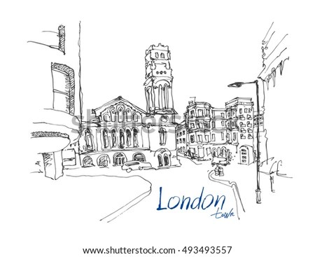 Pen And Ink Drawing Stock Photos, Royalty-Free Images