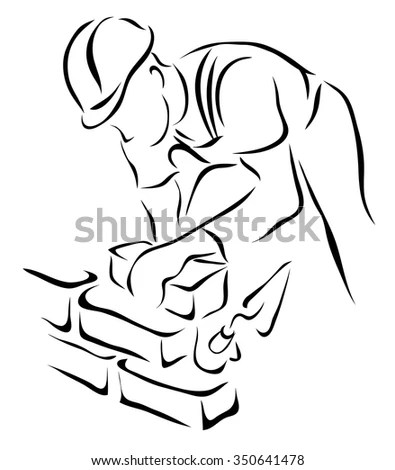 Sketch Woman Mother Holding Baby Stock Vector 121804261