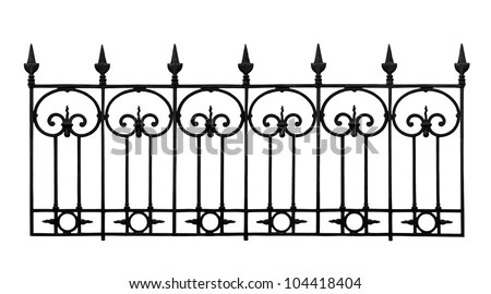 Wrought-iron Stock Photos, Royalty-Free Images & Vectors