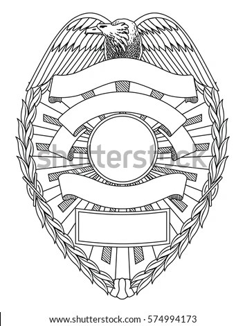 Police Badge Stock Images, Royalty-Free Images & Vectors