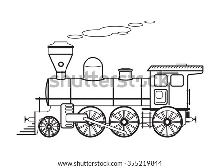 Hogwarts Express Ticket Coloring Page Coloring Pages