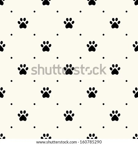 Cat Footprint Stock Images, Royalty-Free Images & Vectors