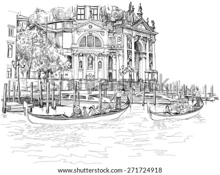 Church Sketch Stock Images, Royalty-Free Images & Vectors