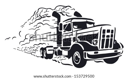 Truck Exhaust Stock Images, Royalty-Free Images & Vectors