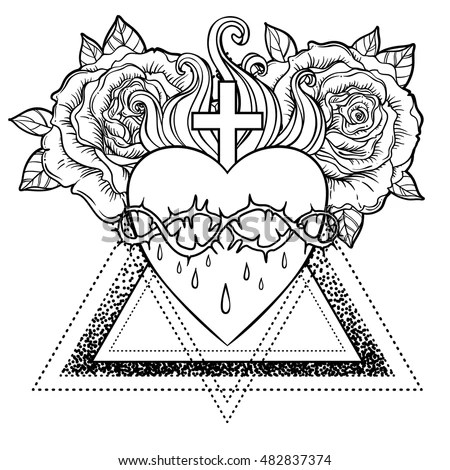 Gothic Rose Stock Images, Royalty-Free Images & Vectors