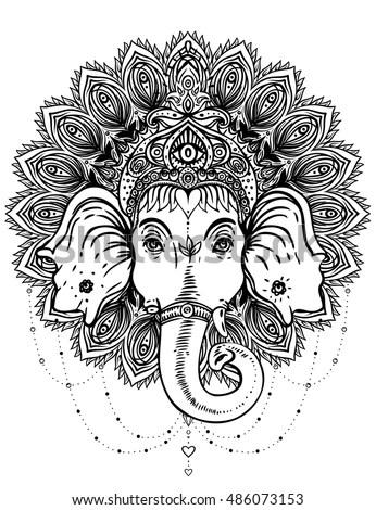 Ganesha Stock Photos Royalty Free Images Amp Vectors