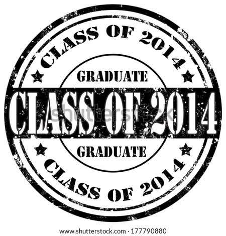 Graduation in 2014 Stock Photos, Images, & Pictures