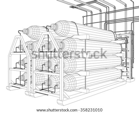 Gas Generator Stock Images, Royalty-Free Images & Vectors