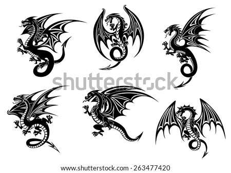 Dragon Stock Images, Royalty-Free Images & Vectors