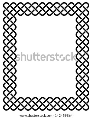 Celtic Border Stock Images, Royalty-Free Images & Vectors