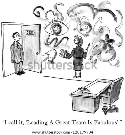 Leadership Cartoon Stock Images, Royalty-Free Images