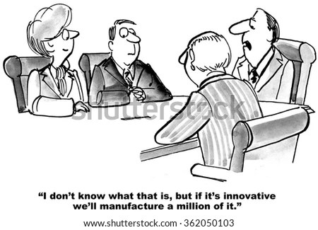 Innovation Cartoons Stock Images, Royalty-Free Images