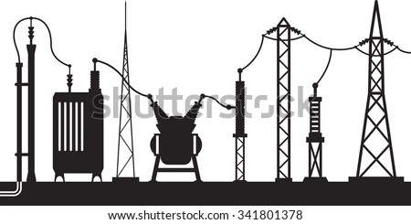 Electrical Substation Stock Images, Royalty-Free Images