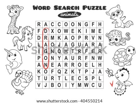 Word Search Stock Images, Royalty-Free Images & Vectors