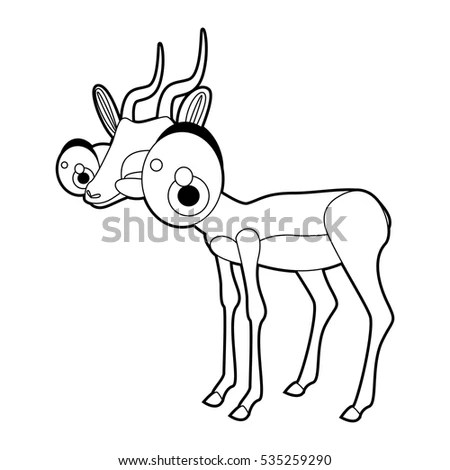 Diagram Of An Gazelle, Diagram, Free Engine Image For User