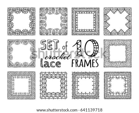 Crochet Stock Images, Royalty-Free Images & Vectors