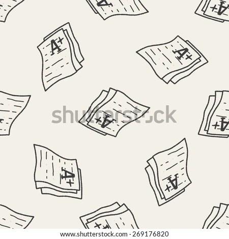 Letter Photos Envelope Cartoon Icon Sketch Stock Vector