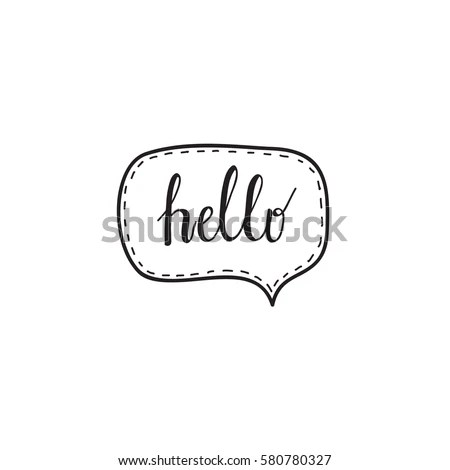 Hello Word Stock Images, Royalty-Free Images & Vectors