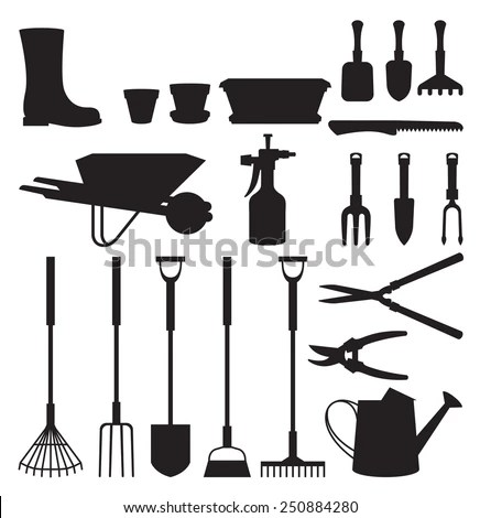 Farm Tools Stock Photos, Royalty-Free Images & Vectors