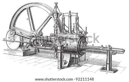 Steam-engine Stock Photos, Royalty-Free Images & Vectors