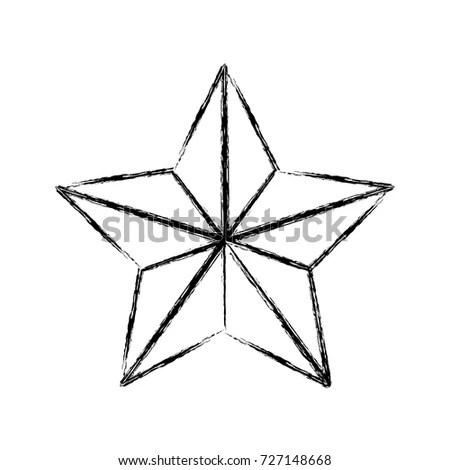 Abstract Geometric Leaf Polygonal Stock Vector 657383929