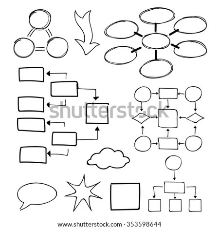 Flowchart Stock Images, Royalty-Free Images & Vectors