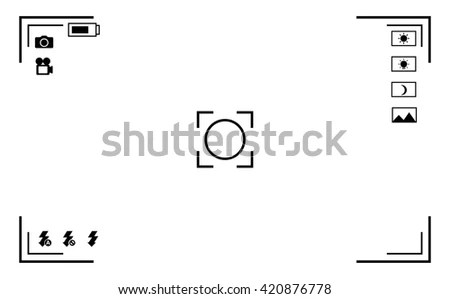 Camera Focus Stock Images, Royalty-Free Images & Vectors