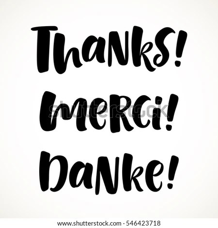 Merci Stock Images, Royalty-Free Images & Vectors