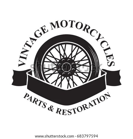 Motorcycle Logo Stock Images, Royalty-Free Images