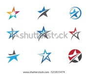 star logo stock royalty-free