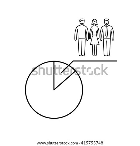 Population Icon Stock Images, Royalty-Free Images