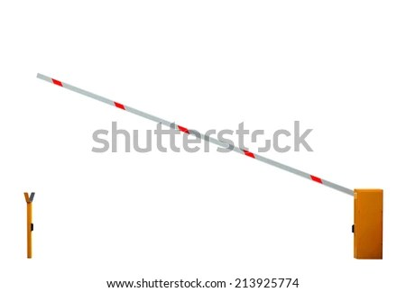 Barrier Gate Stock Images, Royalty-Free Images & Vectors