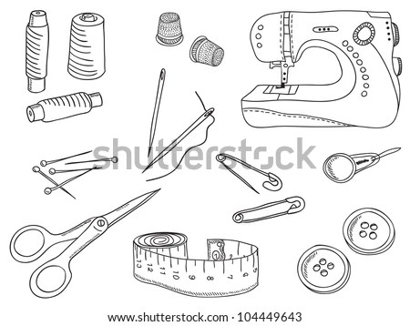 WebQuest: Sewing Tools and Equipment